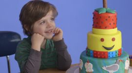 Kids Imagine Fantasy Cakes… Then Get Them For Real