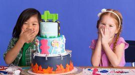 Gwenny and Kai Imagine Their Dream Cake
