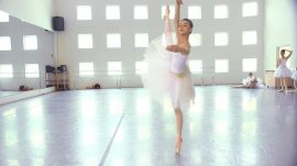 One Student's Sacrifice for Her Ballet Dreams