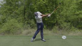Swing Analysis: Tony Finau
