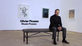 A Hyperlapse Tour of Musée Picasso