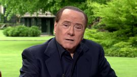 Silvio Berlusconi Premieres Teaser for a Forthcoming Biography