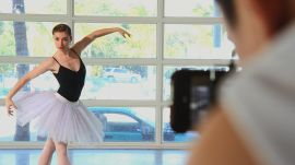 Watch This Dancer's Career-Making Audition Tape