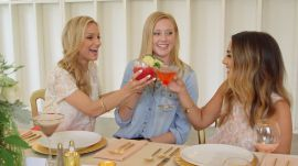 Chelsea Briggs and Alexandrea Garza Show Our Bride Her Wedding Decor and More!
