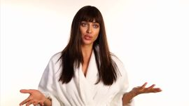 Irina Shayk Reveals the Secret to Looking Great in Photos