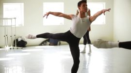 Finding Comfort Away from Home Through Performance