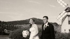 A Romantic Outdoor Wedding in California