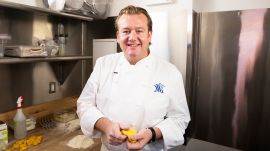 Join Chef Michael White for Family Meal at Costata