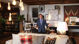 Take a Peek at Ralph Lauren Home's New West Village Collection