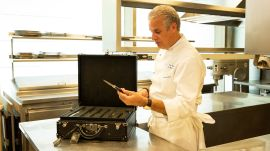 Inside One Chef's Custom Louis Vuitton Knife Case