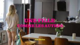 Une Fille Comme Les Autres by Matthew Frost