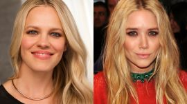 Mary-Kate & Ashley Olsen's Smoky, Bronze Eye