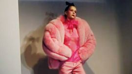 Jeremy Scott's Pink Poodle Collection