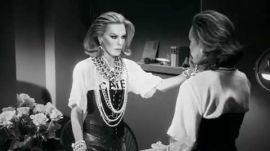 """Dsquared2's """"Behind the Mirror"""""""