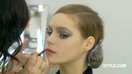 Backstage Chanel Fall 2011