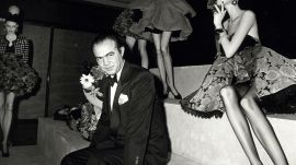 Christian Lacroix: Dancing on the Lip of the Volcano