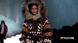 Dsquared² Fall 2015 Ready-to-Wear