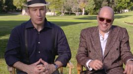 """David Cross on Bob Odenkirk: """"Someday I'm Going to Marry That Man"""""""
