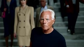 Alex Prager Captures Giorgio Armani for W's September Issue