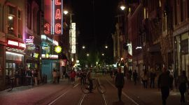A Night and Day in Amsterdam