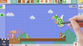 Super Mario Maker - Level Creation
