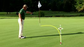 Tom Watson: Solve Breaking Putts