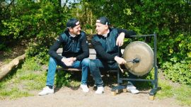 Going Going Gong: The Golf Trick Shot Boys Take the Gong Challenge