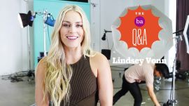A Q&A With Olympic Skier Lindsey Vonn