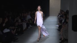 Narciso Rodriguez Spring 2016 Ready-to-Wear