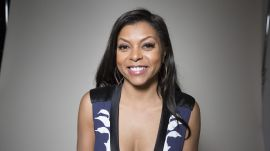 Taraji P. Henson on How Her Family Made Her Fearless