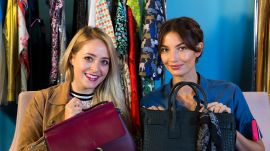 Supermodel Lily Aldridge's Fashion Week Survival Guide