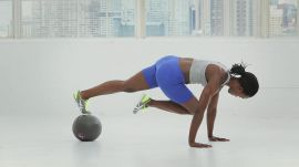 8 Moves to Fire Up Your Arms, Abs and Butt