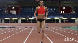 How I Train: Morgan Lake, Heptathlete