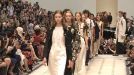 Burberry Prorsum Spring 2016 Ready-to-Wear