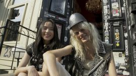 Vintage Shopping with Hanne Gaby Odiele