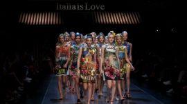 Dolce & Gabbana Spring 2016 Ready-to-Wear
