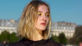 Watch Pat McGrath Give Golden Makeovers in Paris