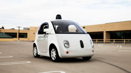 Google Wants to Take the Wheel With Its Self-Driving Car