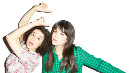 "Ilana Glazer and Abbi Jacobson of ""Broad City"" on Getting Star-Struck"