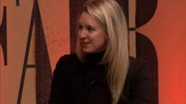 Theranos's Elizabeth Holmes on the Lifeblood of the Internet and Diagnostics in the Digital Age - FULL CONVERSATION