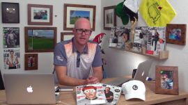 Mark Crossfield Compares Incredible PGA Tour Stats to His Own