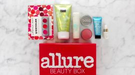 First Look Inside the October 2015 Allure Beauty Box