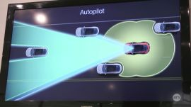 Hands on with Tesla's Autopilot