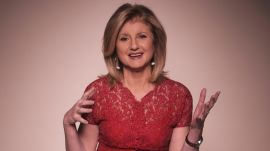 Ariana Huffington on How She Dared to Live Her Own Life