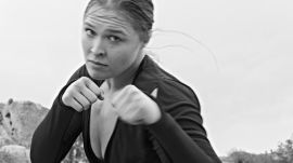 Ronda Rousey Teaches You How To Throw A Punch