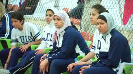 How Female Athletes in Iraq Beat Oppression—Both On and Off the Court
