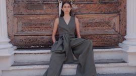Nellie Partow: Spring 2016 Video Fashion Week