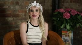 Emma Roberts and #AerieReal Celebrate Teen Vogue's November 2015 Issue