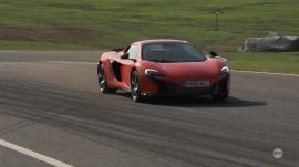 Ars test drives the McLaren 650S Spider