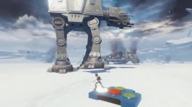 Disney Infinity Star Wars: Taking Down AT-ATs